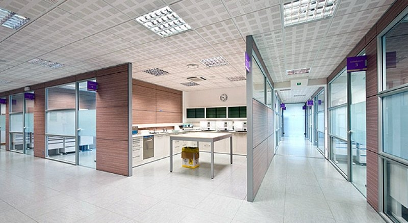 Production Of Partition Walls