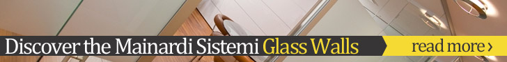 mainardi sistemi glass walls