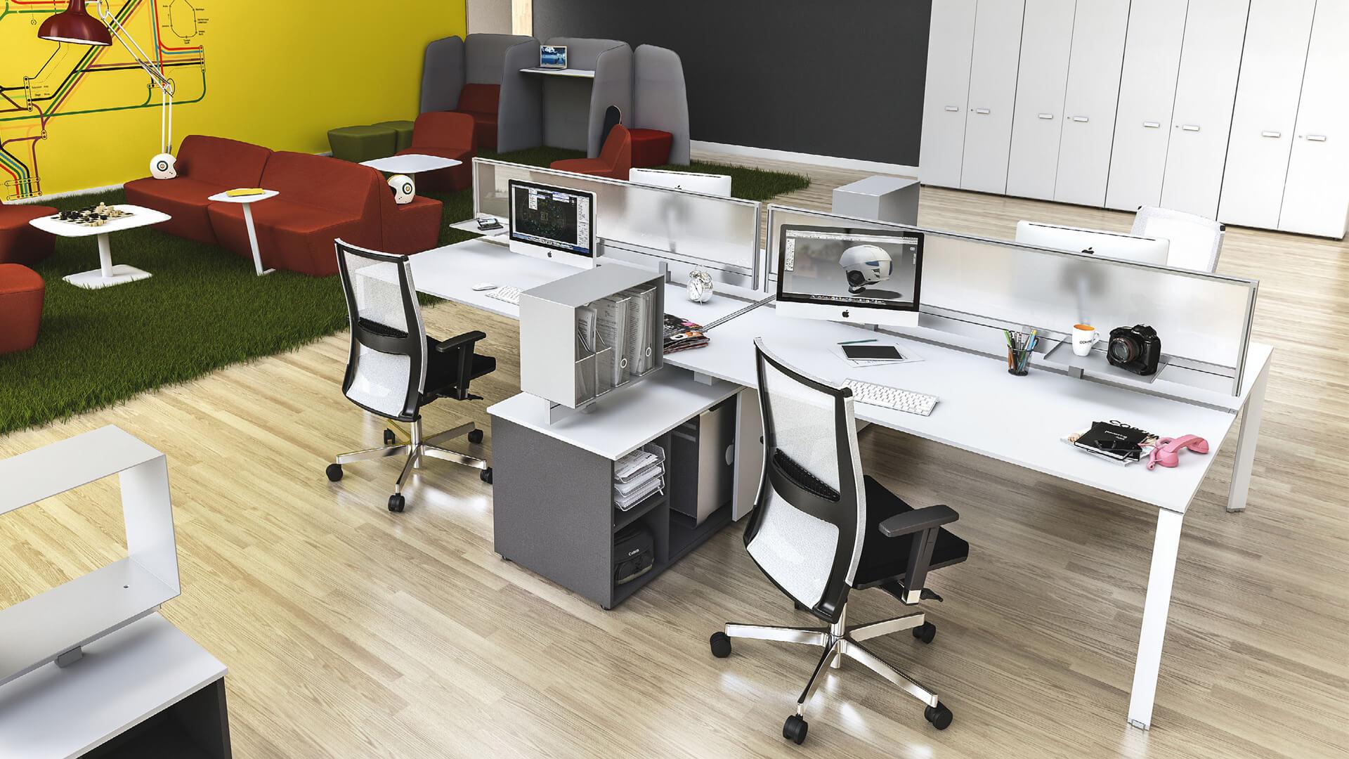 Arredamento ufficio per verona vicenza padova for Mobili ufficio padova