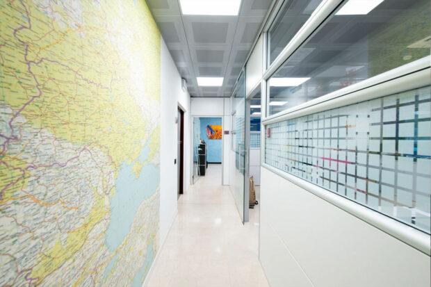 pareti direzionali