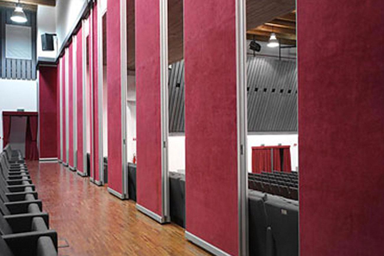 pareti manovrabili sale congressi