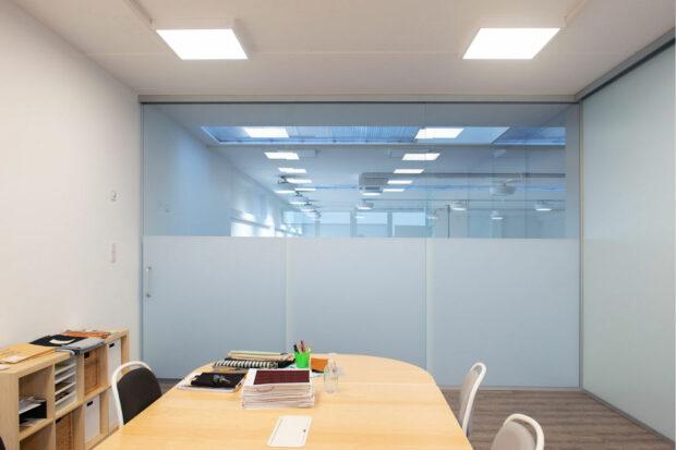 pareti manovrabili ufficio